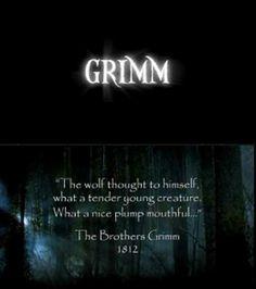 Grimm On NBC Season 1 Pilot Episode