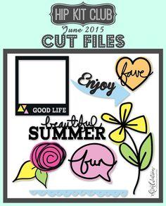 @HipKitClub @KimWatson #FREE #cutfiles #SVG #silhouette