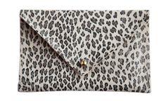 Leopard La Pochette  By clare vivier