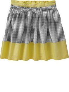 Girls Color Block Skirts  oldnavy.com