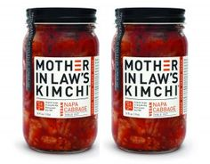 Mother in Law's Kimchi #packaging