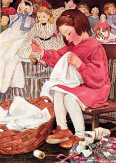 Jessie Willcox Smith- from cloe - Picasa Web Albums