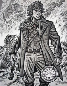 Young War Doctor by rainesz.deviantart.com on @DeviantArt