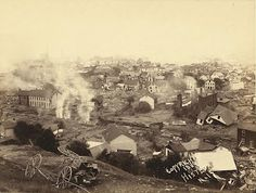 Old Picture of the Day: Johnstown Flood