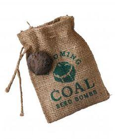 Blooming Coal Seed Bombs