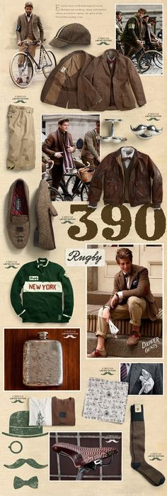 How exciting that London's Tweed Run is coming this weekend May 6, 2012! So for those that may be wondering what to wear for the event. He...