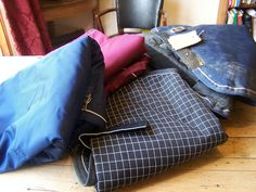 Used Neck Covers For Turnout Rugs Masta Bridleway &  Mark Todd