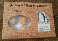 Yemas Benedictinas. 12 und. - Vista detallada del artículo - La Tahona del Convento