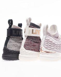 Nike LeBron 15 x KITH x Ronnie Fieg - EU Kicks Sneaker Magazine