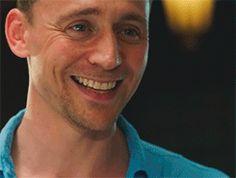 Tom Hiddleston is amazing as Pine