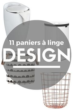 11 Paniers à Linge Design !  http://www.homelisty.com/panier-a-linge-design/