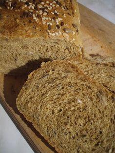 Morzsamesék: Magvas vekni Banana Bread, Food, Essen, Meals, Yemek, Eten