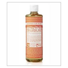 Dr Bronner's Organic Tea Tree Castile Liquid Soap Tea tree oil is a natural antiseptic that helps heal cuts and bruises as well as skin conditions like acne dermatitis and psoriasis. Organic Roses, Organic Oil, Organic Skin Care, Oils For Dandruff, Tea Tree Soap, Liquid Castile Soap, Soap Making, Soaps, Shampoo