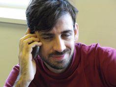 Matteo Barberi (Virtual Meeting) allo Start To Match 2012 di Zurigo (CH)