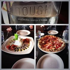 Thanks for the photo! RT: @louieZ54 Lunch @DoughPizzeria