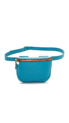 I just bought a fanny pack. Yeah that happened.  Clare V. Supreme Fanny Pack