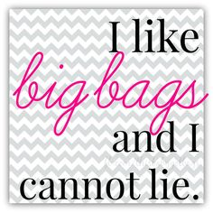 Lucky for me Thirty One's biggest bag is on sale in June!!