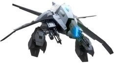 ISA Sentry Drone - Characters & Art - Killzone: Shadow Fall: