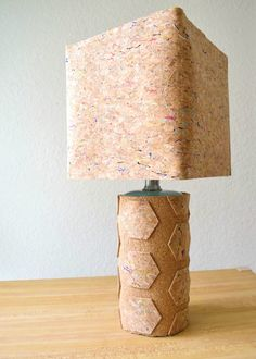 How to cover a lamp