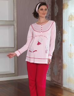 Şahinler Maternity Nursing Dress, Pajama Set, Graphic Sweatshirt, Homes, Lady, Sweatshirts, Blouse, Sweaters, How To Wear