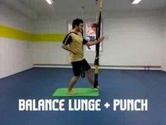 Functional Karate Training TRX