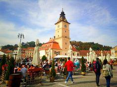 Prin Brașov :)