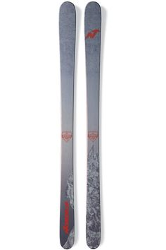 The 2017 Nordica Enforcer 93 Ski is a slightly narrower version of the award winning Enforcer, with a shape of 12693114. Its smooth, powerful, and playful feel makes this ski one of the most balanced skis we have ever built. From the hardpack to the pow, this ski is an absolute blast.