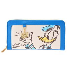 Donald Duck Sketch Wallet