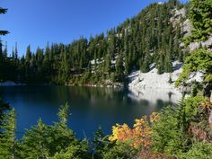 Gem Lake, Cascade Mountains, WA  More pictures of home ;( I miss it soooo!