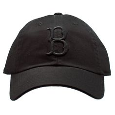 32f7e966476 American Needle Brooklyn Dodgers Tonal Ballpark Raglan Baseball Hat in Black  Brooklyn Dodgers Hat