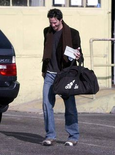 Keanu Reeves❤️💋💞👅VAVAVOOM MY LOVE