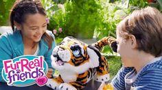 FurReal Friends - 'Roarin' Tyler, The Playful Tiger'