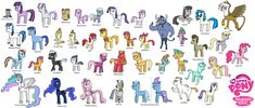 my little pony names - Google Search