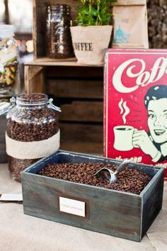 coffee bean bar