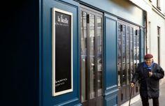 Restaurant La Ficelle par PLANDA - Journal du Design