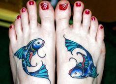 11 Colorfull Koi Fish Tattoo Designs for Girls