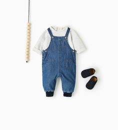 Newborn Baby Trousers   Autumn Winter 2017   ZARA United States
