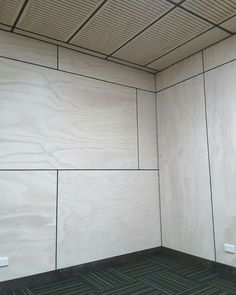 White-washed Radiata plywood_for the top of the basement stair Interior Cladding, Shed Interior, Wall Cladding, Interior Walls, Interior Design, Plywood Wall Paneling, Plywood Ceiling, Wood Ceilings, Plywood Interior