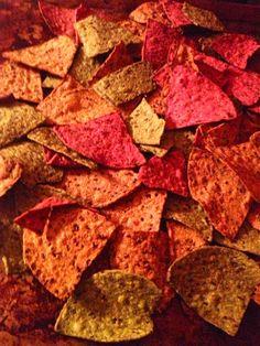 Healthy flaxseed tortilla chips for healthy nachos recipe:  http://carlyscleancuisine.wordpress.com/2014/02/01/healthy-super-bowl-sunday-nachos/