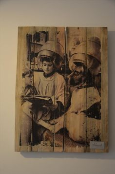 modge podge photo transfer on wood | Mod podge picture transfer is a much popular technique to give your ...