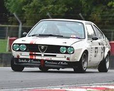Alfa Romeo Alfasud Sprint ETCC