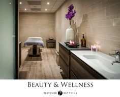 Dagaanbieding: €39,50 ipv €79 - Beauty & Wellness Entree voor 2 personen bij een Fletcher Beauty & Wellness Center