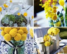 Flower Of The Week: Billy Balls - Wedding Obsessions Wedding Centerpieces, Wedding Bouquets, Wedding Flowers, Flower Bouquets, Centrepieces, Wedding Decorations, Wedding Dresses, Aussie Christmas, Billy Balls