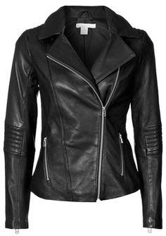 Adidas SLVR Leather Jacket