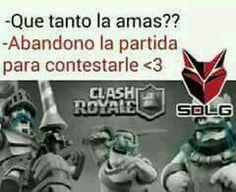 Clash Royale Memes, Te Amo