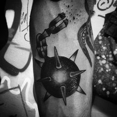 #klink #tattoo #klinktattoo #хоумтату #classic_tattoos #blacktattooart #blxckink #btattooing #bestblacktraditional #blackworkers #blacktattoomag #darkartist #oldlines #topclasstattooing #real_traditional_flash #flashoftheages #besttradtattoos #tradsub #ig_tt #truetraditionaltattoos #traditional_tattoo #underground_tattooers #ritualculture #bright_and_bold #realtattoos #vintagetattoo #onlyblackart #mace #macerattoo  KLINK.TATTOO