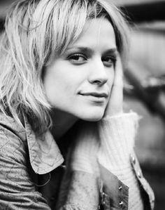 Veerle Baetens (1978) - Flemish actress and singer