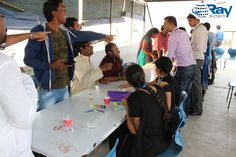 Raybiztech celebrated sankranti festival of 2016 with some fun events, magic games & sweet contribution ceremony.