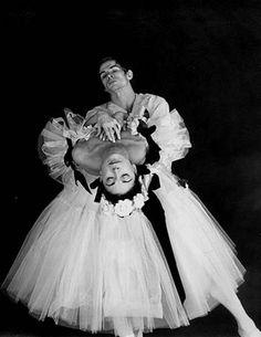 Dame Margot Fonteyn et Rudolph Nureev, Marguerite et Armand, Photo de Cecil Beaton