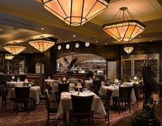 Capital Grille, Wall St. NYC